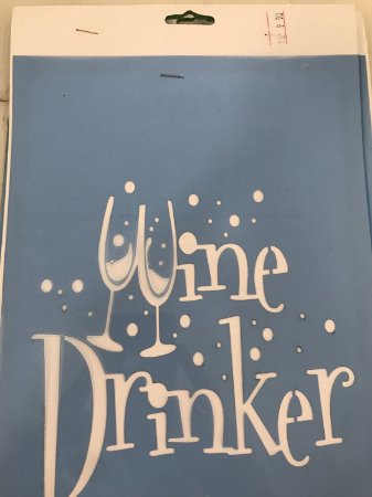 Stencil Drink