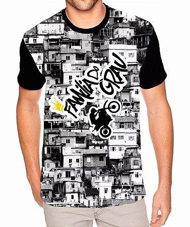 1bcd172044 Camisa Familia Do Grau Personalizada Com Seu Nome E Cidade