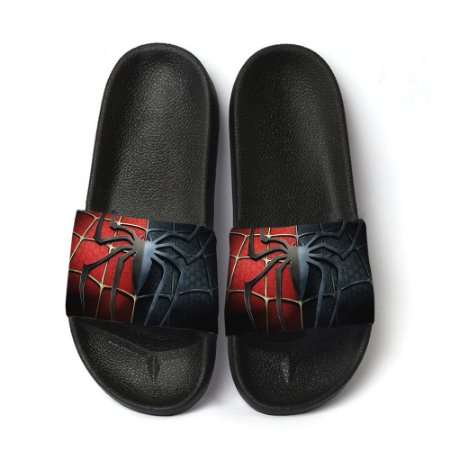 Chinelo Slide Sandalia Masculina Estampa Homem Aranha