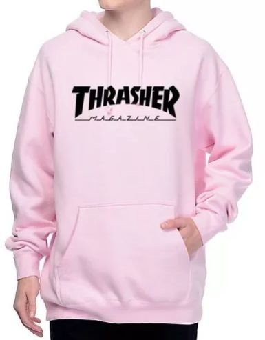 Blusa De Frio Thrasher Estampa Full Moletom Unissex