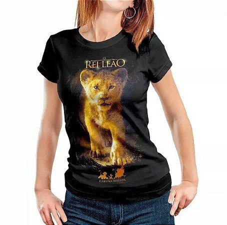 Camiseta Rei Leão 2019 Lion King Hakuna Matata Disney