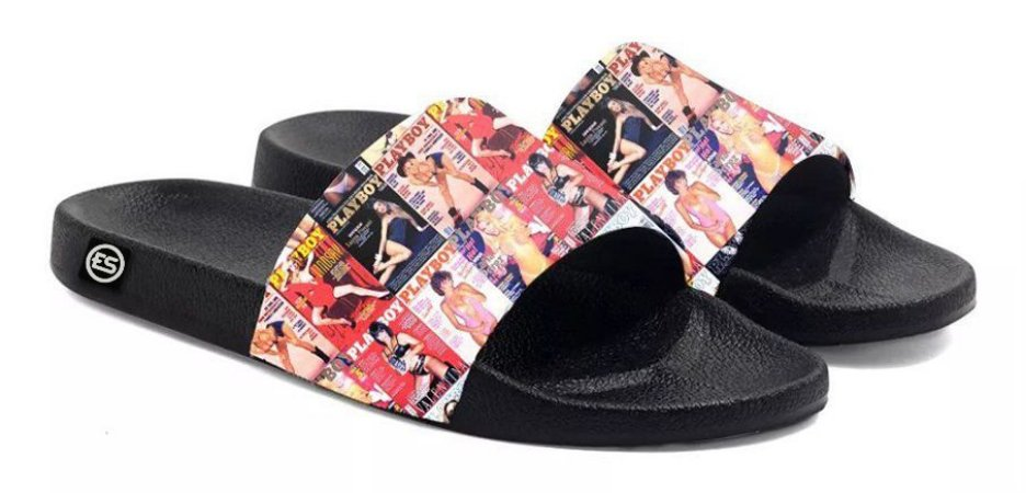 Chinelo Slide Play Boy