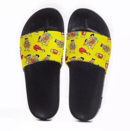 Chinelo Slide Flintstone