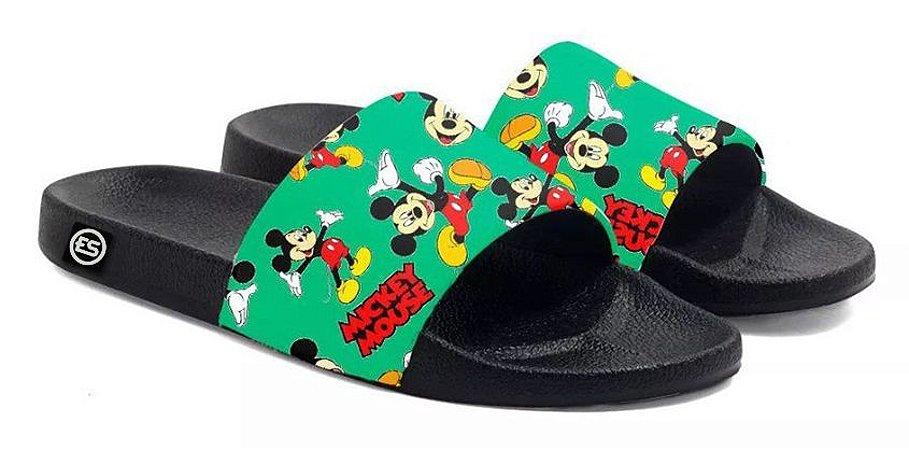 Chinelo Mickey Mouse Slide Sandalia Unissex Top