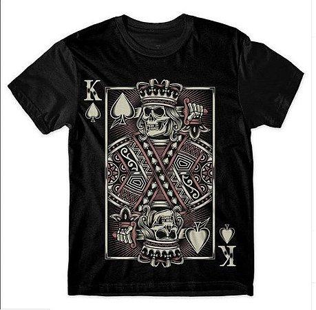 Camiseta Camisa Full Estampada