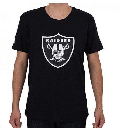 Camiseta Camisa Full Estampada Raiders
