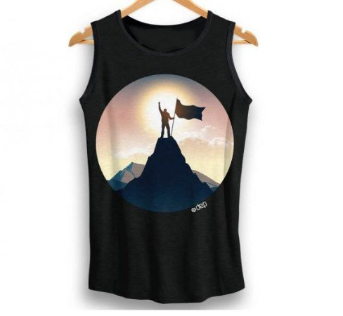 Camiseta  Regata Full Print