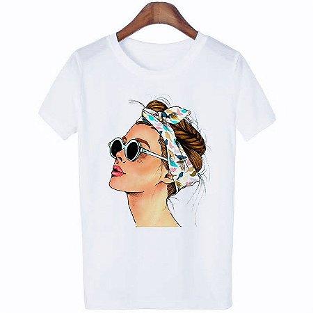 Camisa Camiseta Feminina