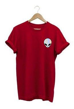 Camisa Camiseta ET Alienigenas Alien
