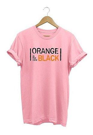 Camiseta Camisa Séries - Orange Is the New Black