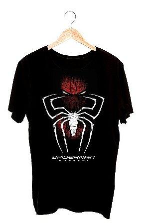 Camisa Camiseta Homem Aranha