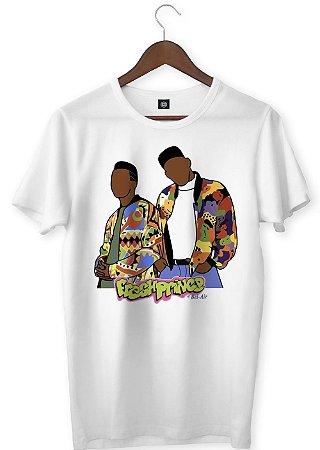 Camiseta Um Maluco No Pedaço - Fresh Prince