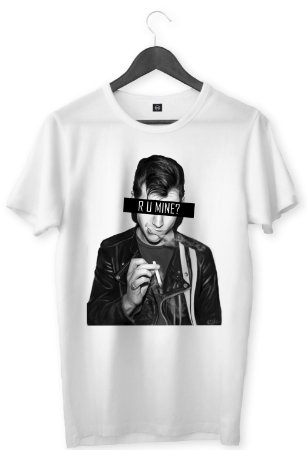 CAMISETA ARCTIC MONKEYS ARE YOU MINE