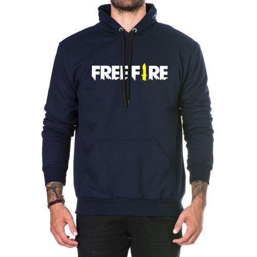 Blusa Agasalho Casaco Moletom Free Fire