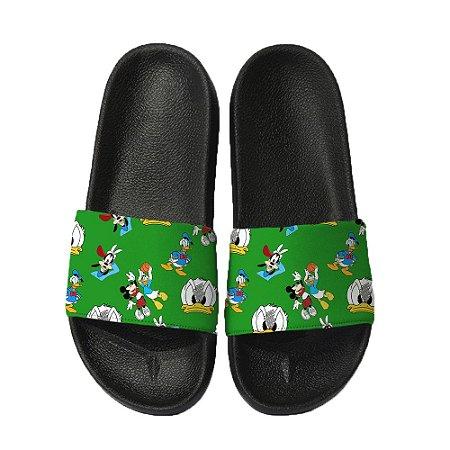 Chinelo Slide Sandalia Unissex Top - Disney Pato Donald