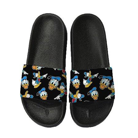 Chinelo Slide Sandalia Unissex Top - Pato Donald