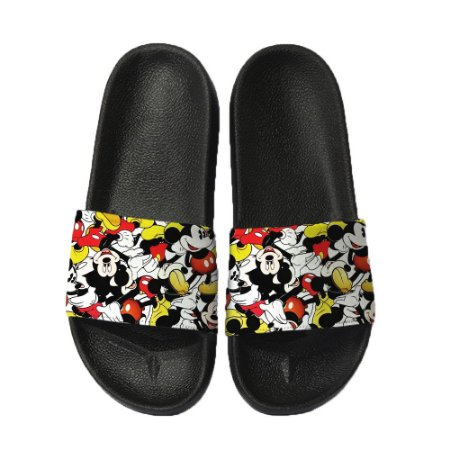 Chinelo Slide Sandalia Unissex Top - Mickey Mouse