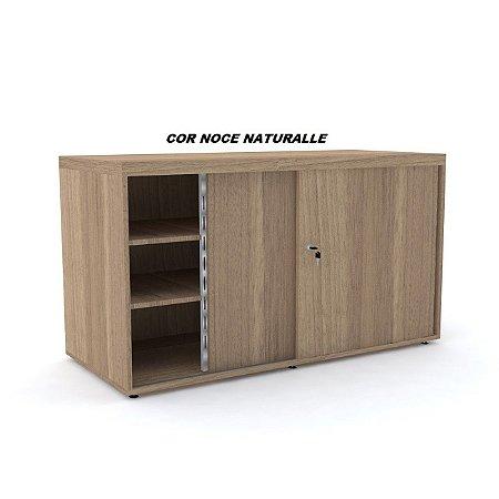 Armário em madeira Porta de Correr PE50 69cm x 120cm x 52cm