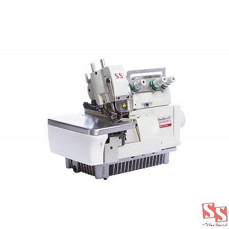 Máquina De Costura Industrial Overlock C/ Motor Direct Drive - Ss-700-3dw