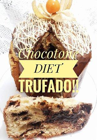 Panetone/Chocotone DIET Trufado