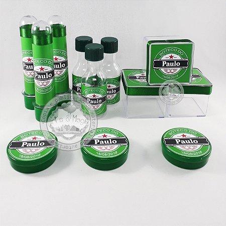Lembrancinhas Personalizadas Cerveja Heineken