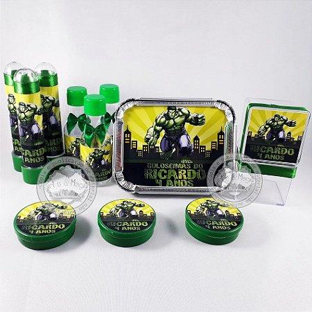 Lembrancinhas Personalizadas Hulk