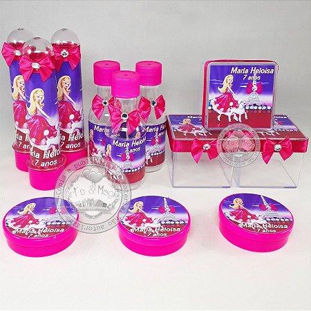 Lembrancinhas Personalizadas Barbie