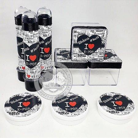 Lembrancinhas Personalizadas K-Pop