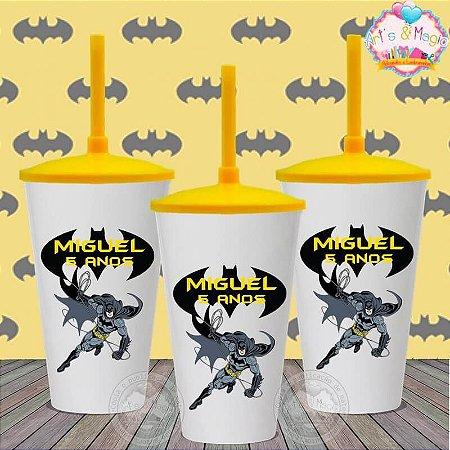 Copo twister Personalizado Batman