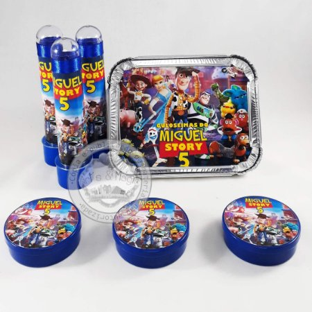 Kit Personalizado Toy Story