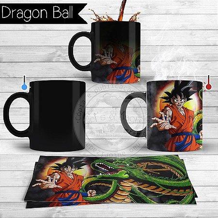 Caneca Mágica Dragon Ball Z