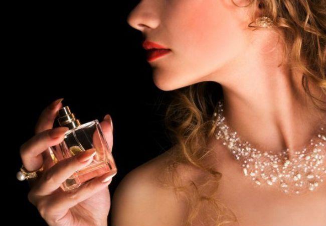 Kit como fazer Perfume Feminino