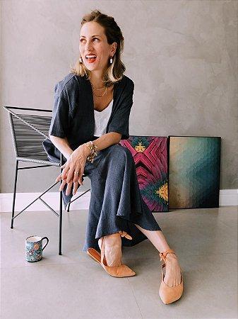 Kimono Azul Jeans