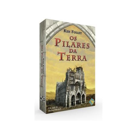 Os Pilares da Terra: O Jogo de Cartas