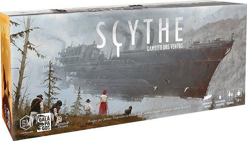 Scythe: O Gambito dos Ventos (Expansão)