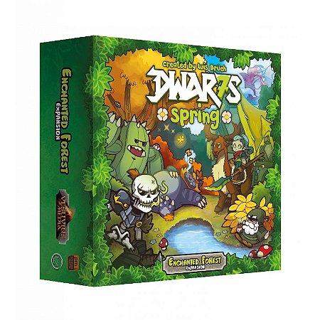 Dwar7s Spring Enchanted Forest - Expansão