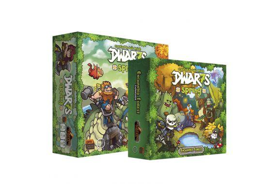 Combo Dwar7s Spring + Expansão Enchanted Forest