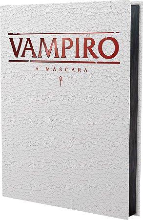 VAMPIRO: A MÁSCARA 5ª EDIÇÃO EDIÇÃO DE LUXO (PRÉ-VENDA)