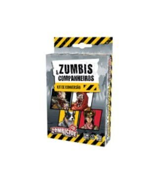 Zombicide (2ª Edição): Zumbis e Companheiros - Kit de conversão