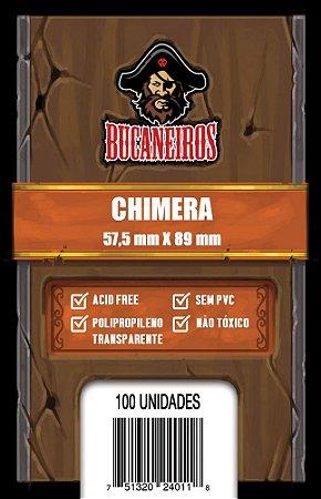 Sleeves Chimera (57,5 x 89mm) - Bucaneiros