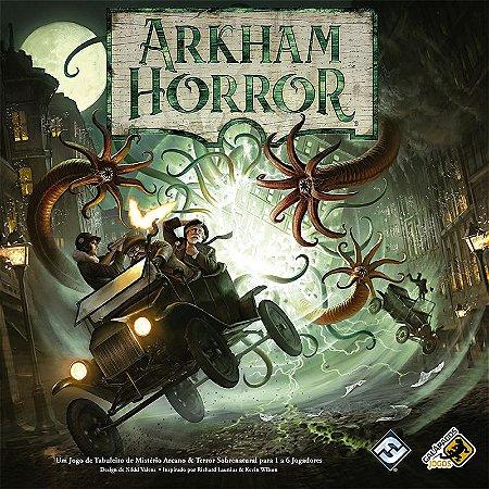 ARKHAM HORROR: BOARD GAME (3ª ED)