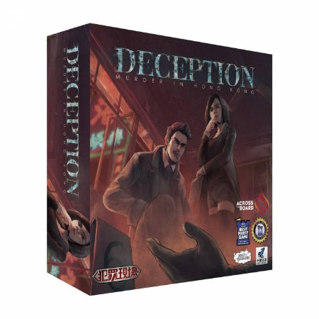 DECEPTION - MUDER IN HONG KONG