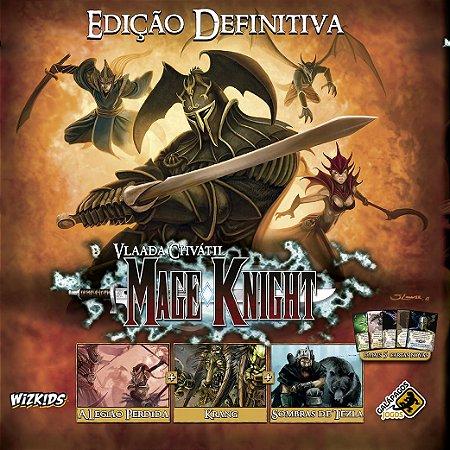 MAGE KNIGHT: EDIÇÃO DEFINITIVA