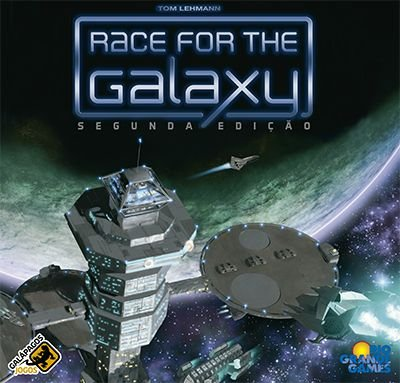 RACE FOR THE GALAXY 2ª ED