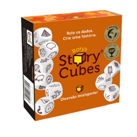 RORY STORY CUBES