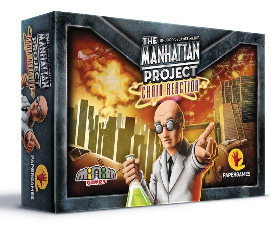 THE MANHATTAM PROJECT: CHAIN REACTION