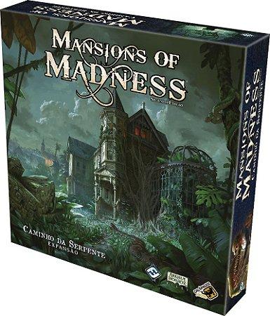 MANSIONS OF MADNESS: CAMINHO DA SERPENTE (EXPANSÃO)