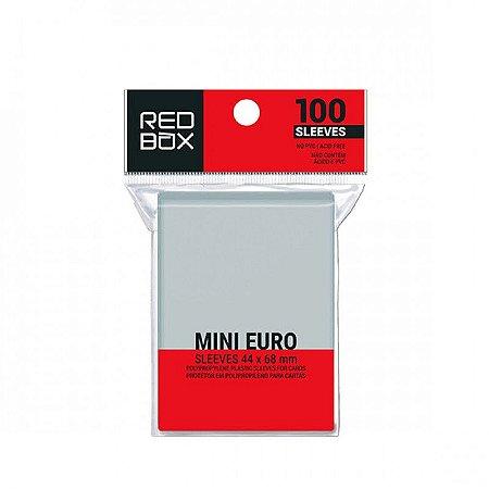 SLEEVE REDBOX MINI EURO (44X68MM)