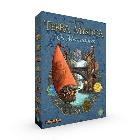 Terra Mystica: Os Mercadores