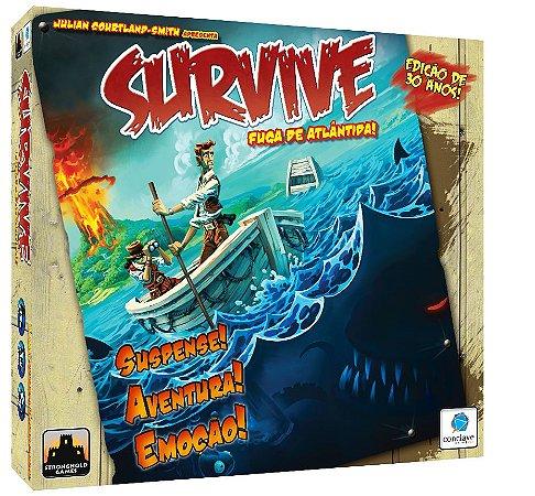 Survive: Fuga de Atlântida!